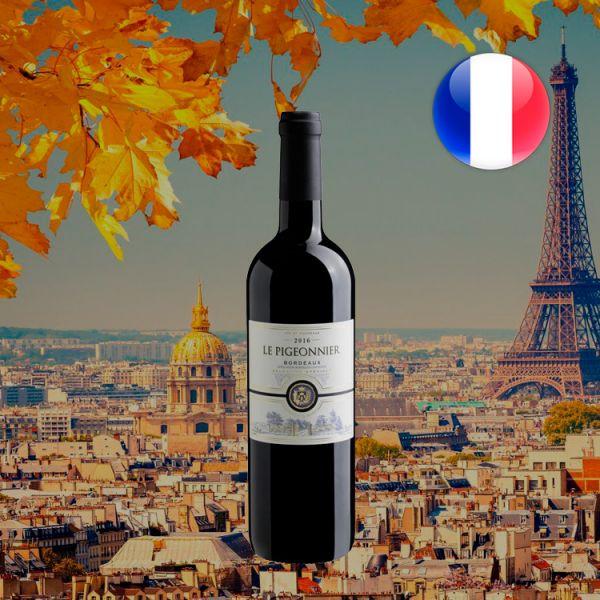 Bordeaux Le Pigeonnier AOC 2016 Oferta