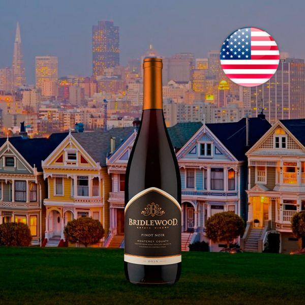 Bridlewood Monterey County Pinot Noir 2015 Oferta