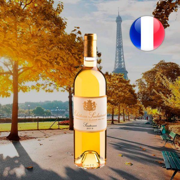Château Suduiraut Premier Cru Classé Sauternes AOC 2013 Oferta
