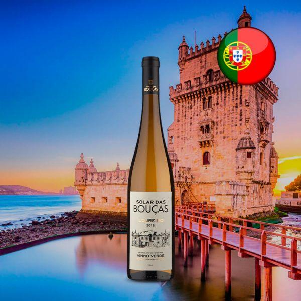 Solar das Bouças D.O.C. Vinho Verde Loureiro 2018 Oferta