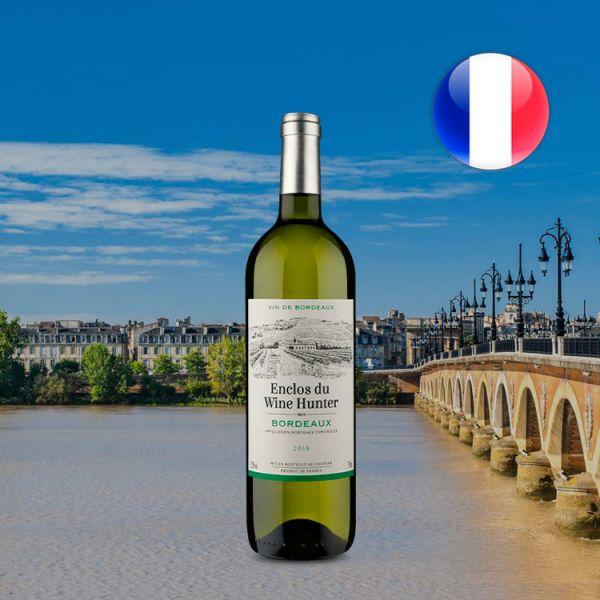 Enclos du Wine Hunter A.O.C. Bordeaux Blanc 2018 Oferta