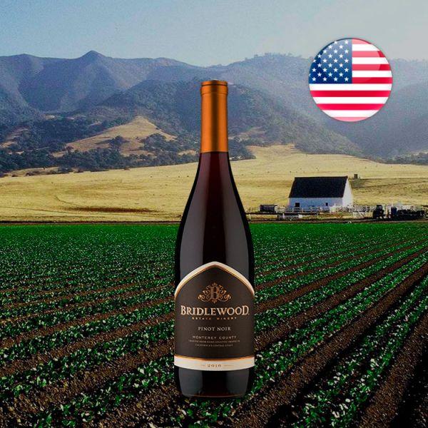 Bridlewood Monterey County Pinot Noir 2016 Oferta