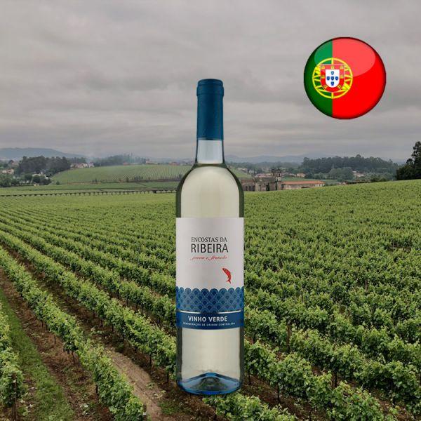 Encostas da Ribeira D.O.C. Vinho Verde - Oferta