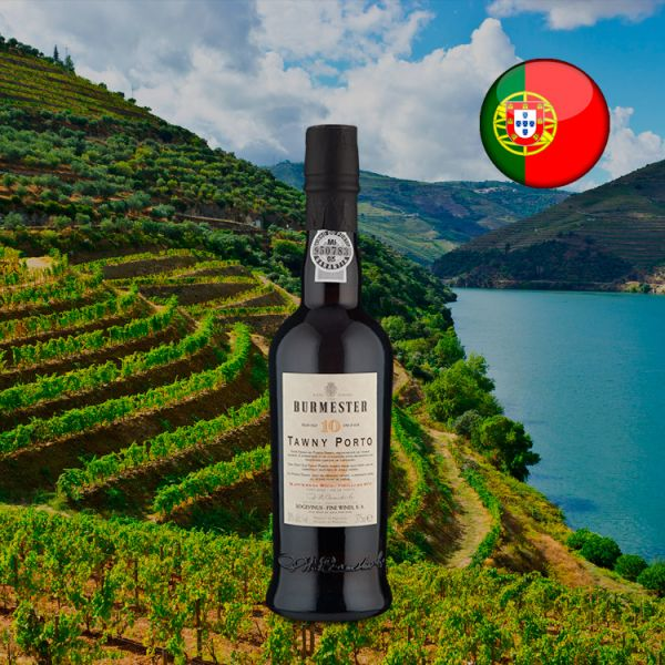 Porto Burmester 10 years Old Tawny 375 ml Oferta
