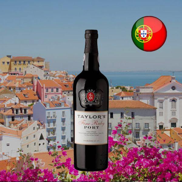 Vinho do Porto Taylor`s Fine Ruby Oferta