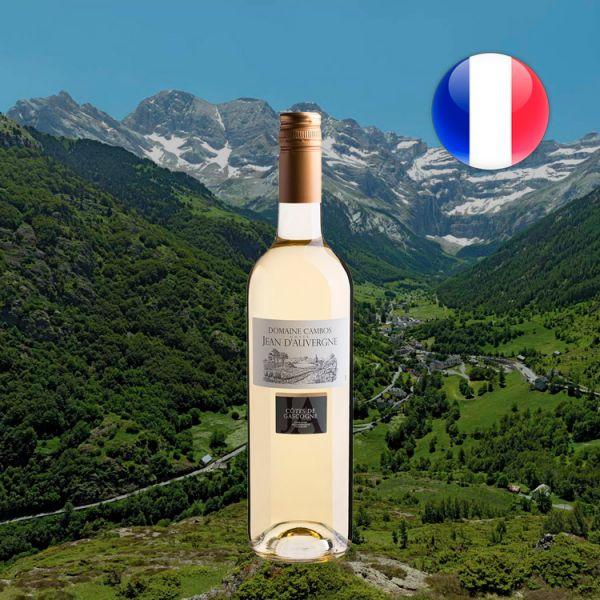 Domaine Cambos Cuvée Jean d'Auvergne 2017 - Oferta