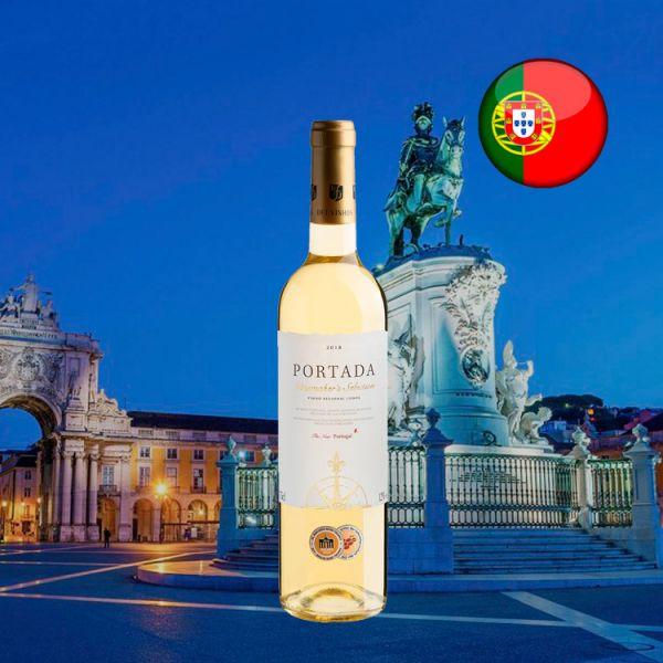 Portada Winemaker's Branco 2018 - Oferta