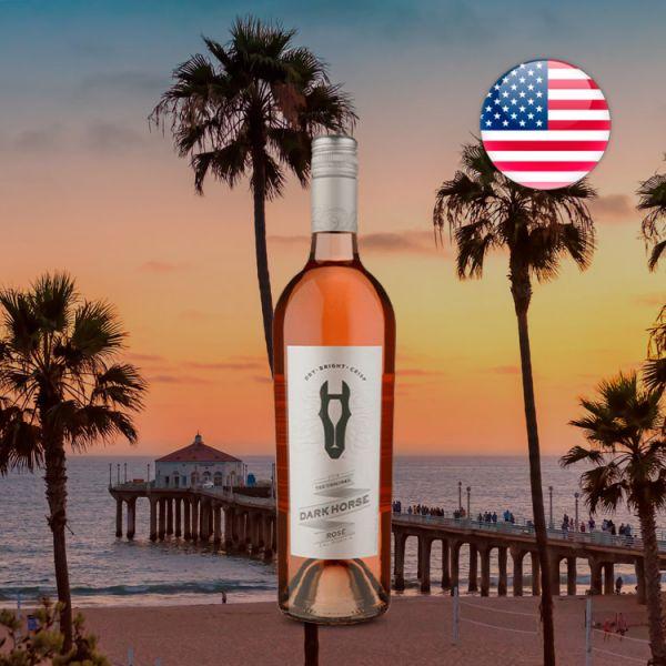 Dark Horse The Original California Rosé 2018 - Oferta