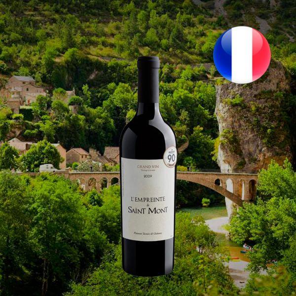 L'empreinte Grand Vin de Saint-Mont AOC 2009 - Oferta