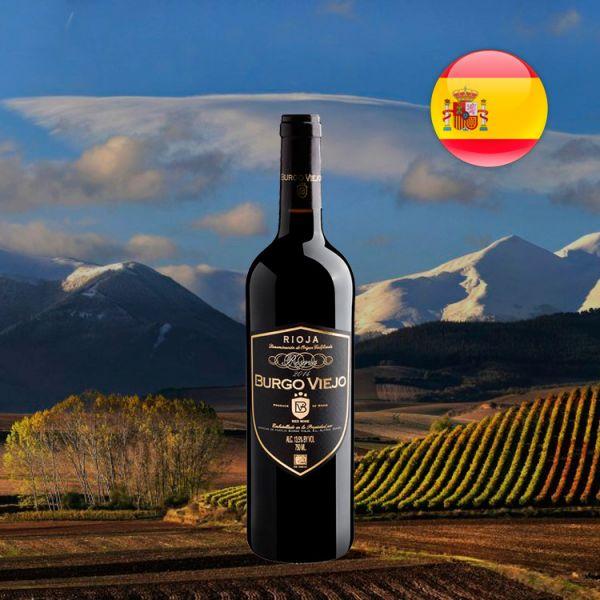 Burgo Viejo Reserva Rioja DOCa 2014 - Oferta
