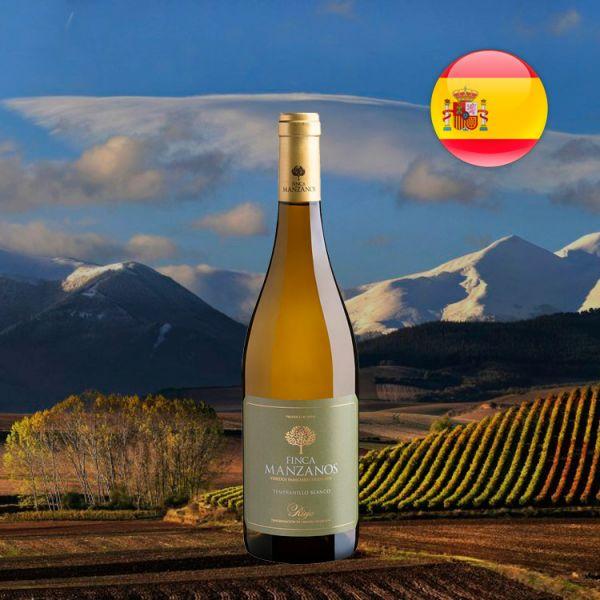 Finca Manzanos Tempranillo Blanco Rioja DOCa 2018 - Oferta