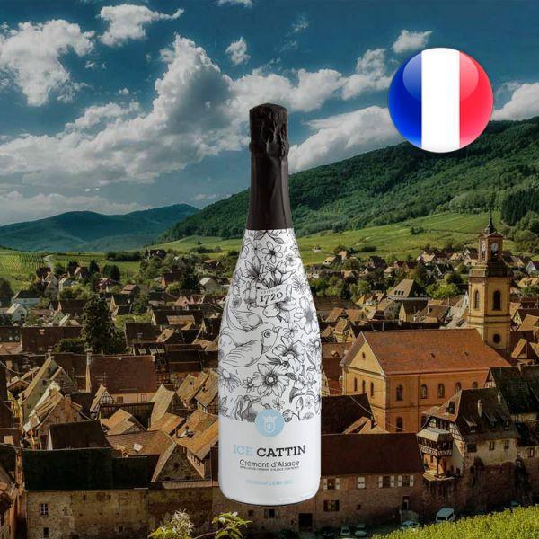 Ice Cattin Crémant d'Alsace AOC Demi-Sec - Oferta