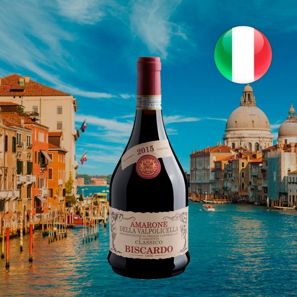 Biscardo Amarone della Valpolicella Classico DOCG 2015 - Oferta