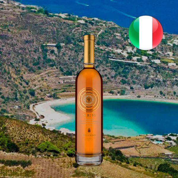 Cantine Pellegrino Nes D.O.P. Passito di Pantelleria 2016 500 ml - Oferta