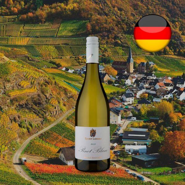 Ernst Loosen Pfalz Edition Pinot Blanc 2018 - Oferta