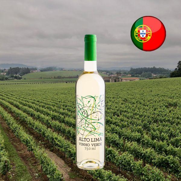 Alto Lima Vinho Verde DOC 2019 - Oferta