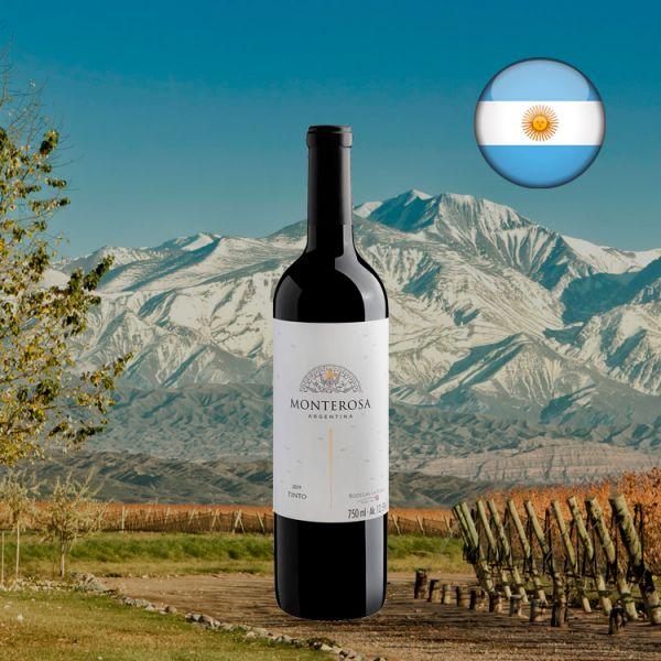 Monterosa Red Blend 2019 - Oferta