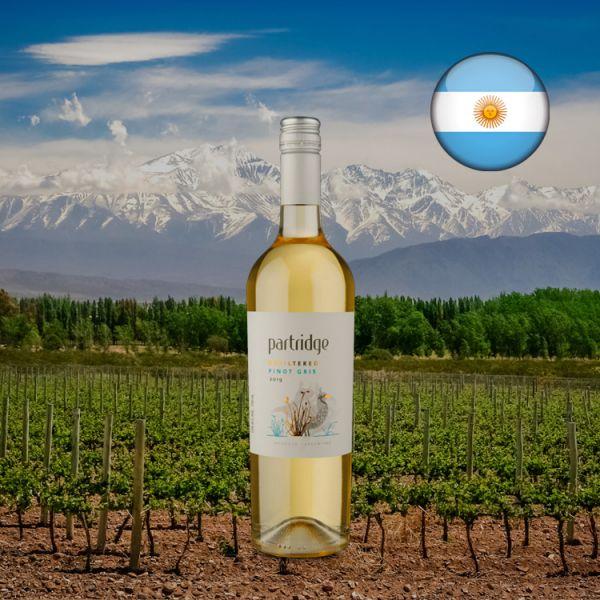 Partridge Unfiltered Pinot Gris 2019 - Oferta
