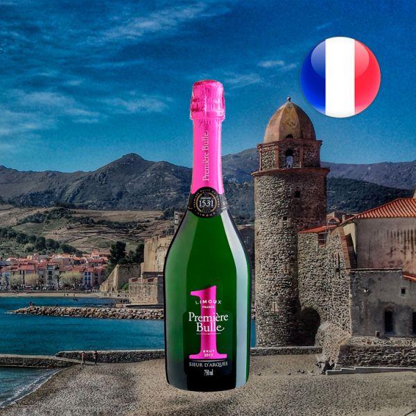 Première Bulle Nº1 Blanquette de Limoux AOC Brut 2015 - Oferta