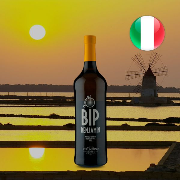 Bip Benjamin Marsala Superiore Riserva Oro Dolce Doc 2013 - Oferta