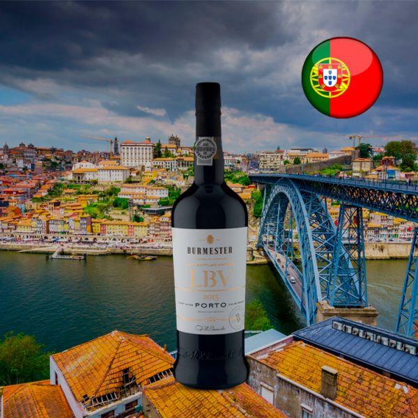 Burmester LBV Porto 2015 - Oferta