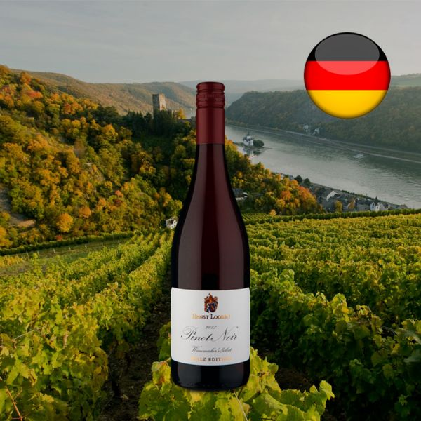Ernst Loosen Winemakers Select Pfalz Edition Pinot Noir 2017 - Oferta