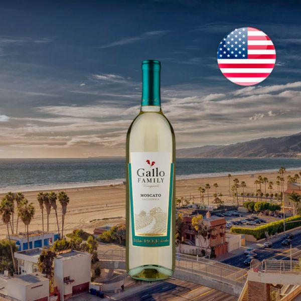 Gallo Family Vineyards Califórnia Moscato - Oferta