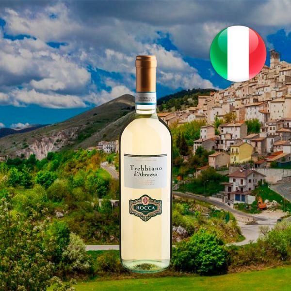 Trebbiano d'Abruzzo DOC 2018 - Oferta