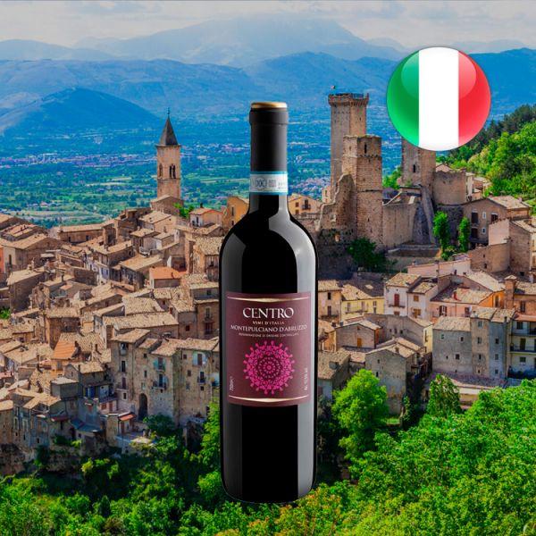 Centro Montepulciano D'Abruzzo DOC 2019 - Oferta
