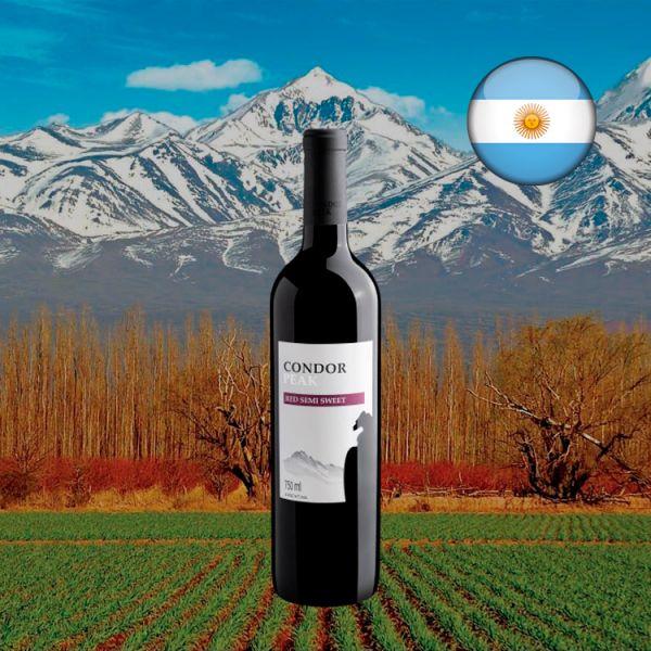 Condor Peak Red Semi Sweet 2019 - Oferta