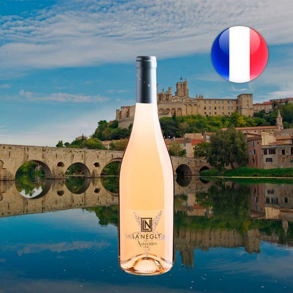 La Négly Astérides Rosé Languedoc AOP 2018 - Oferta