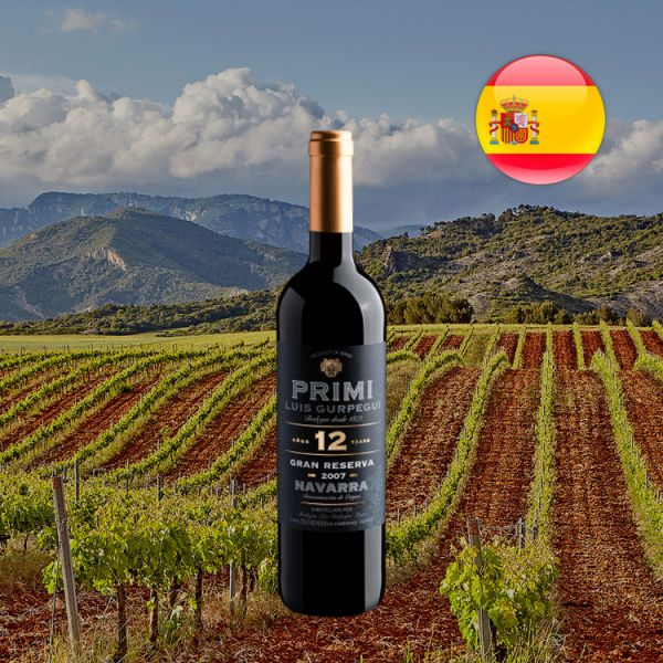 Primi Luis Gurpegui Gran Reserva Navarra D.O. 2007 - Oferta