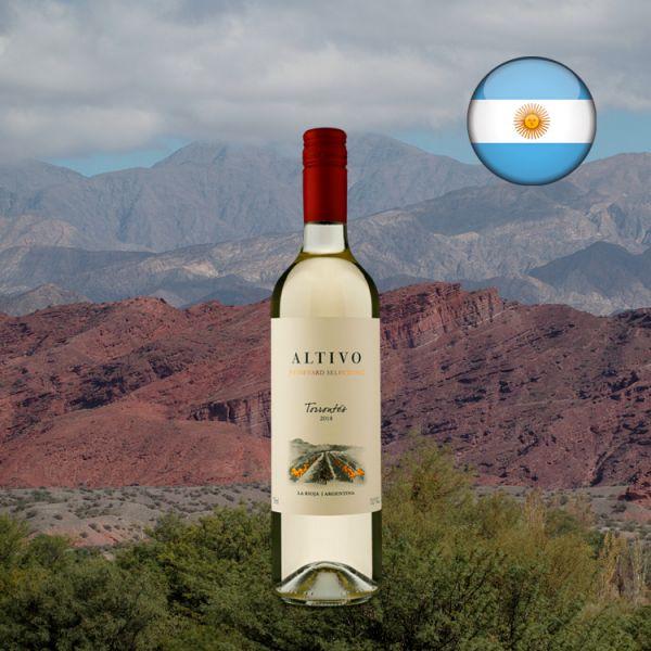 Altivo Vineyard Selection La Rioja Torrontés 2018 - Oferta