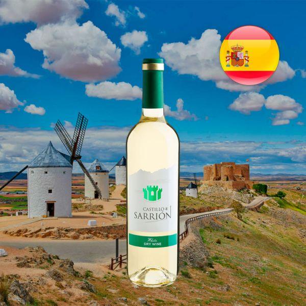 Castillo de Sarrión White - Oferta