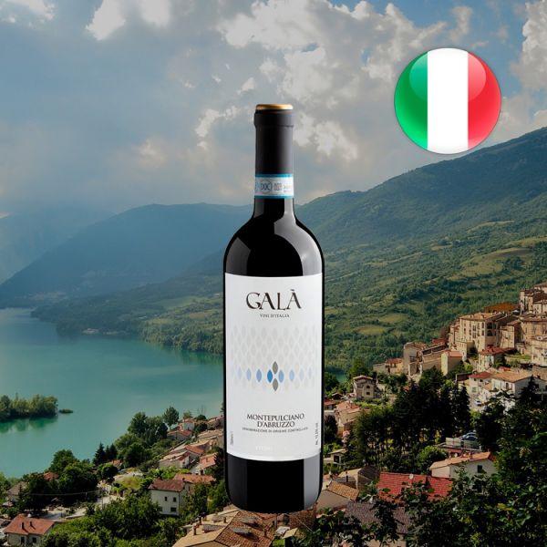 Galà Montepulciano D'Abruzzo DOC 2019 - Oferta