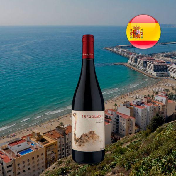 Tragolargo D.O.P. Alicante Monastrell 2017 - Oferta