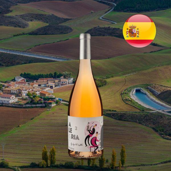 Alegria D.O. Navarra Garnacha Rosé 2018 - Oferta