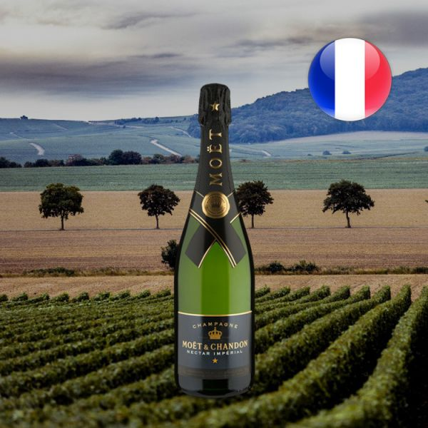 Champagne Moët & Chandon Nectar Impérial - Oferta