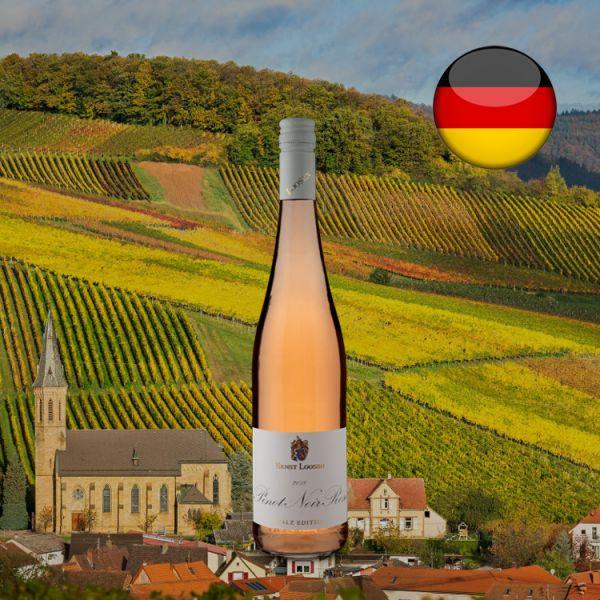 Ernst Loosen Pfalz Pinot Noir Rosé 2018 - Oferta