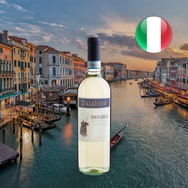 Paladino Pinot Grigio delle Venezie DOC 2019 - Oferta