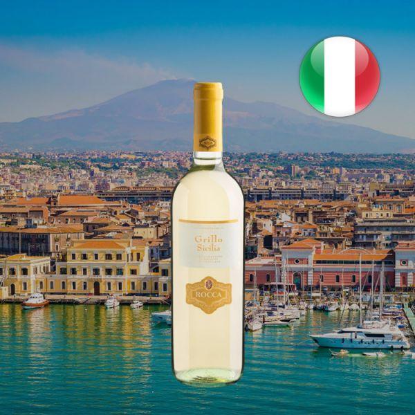 Rocca Grillo Sicilia DOC 2018 - Oferta