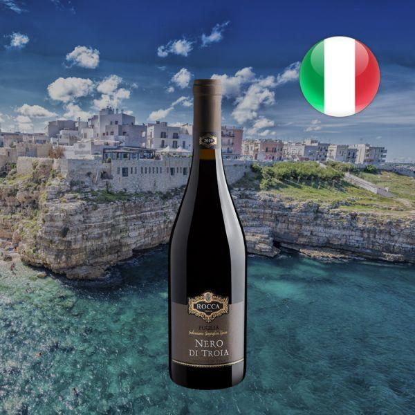 Rocca Nero di Troia Puglia 2019 - Oferta