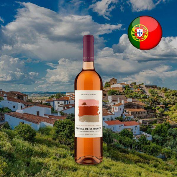 Terras de Estremoz Regional Alentejano Rosé 2019 - Oferta