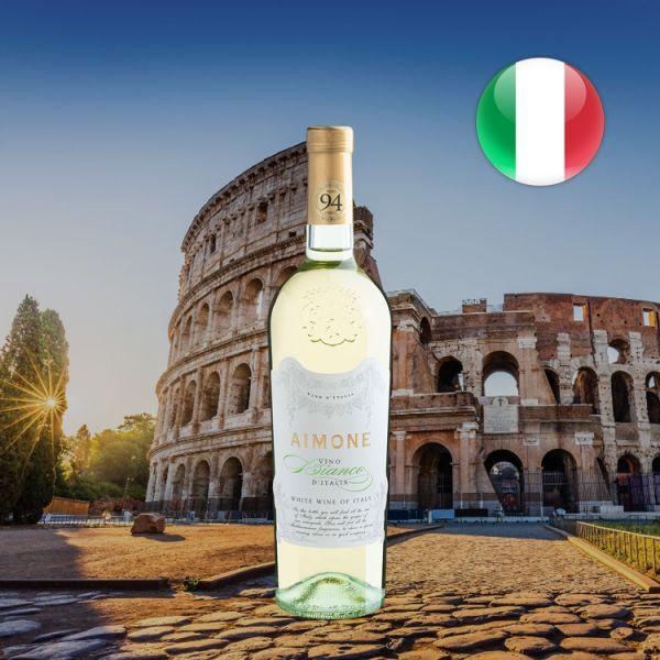 Aimone Vino Bianco d'Italia 2018 - Oferta