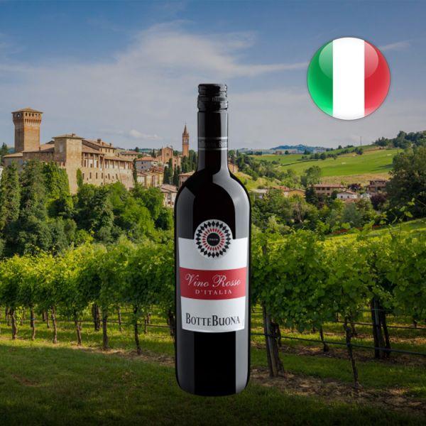 Botte Buona Rosso D'Italia - Oferta