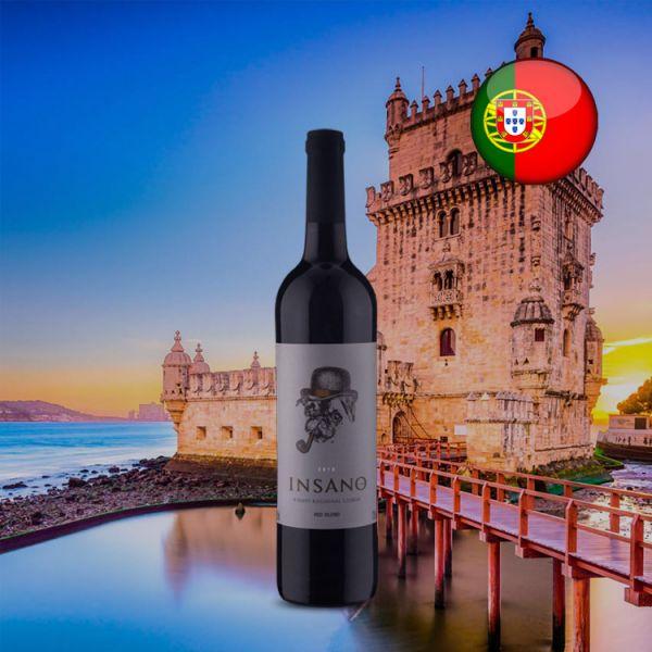 Insano Regional Lisboa Red Blend 2018 - Oferta