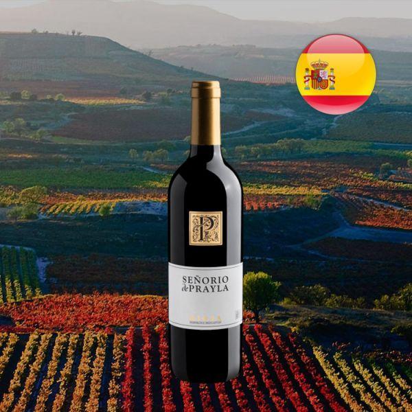 Señorio de Prayla Rioja DOCa 2018 - Oferta