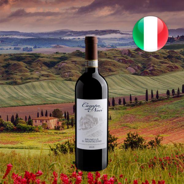 Campo Alle Noci Brunello di Montalcino DOCG 2015 - Oferta