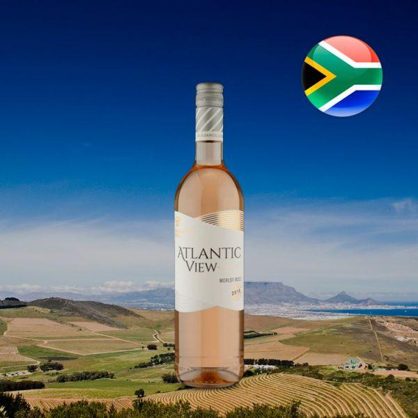 Durbanville Hills Atlantic View Merlot Rosé 2018 - Oferta