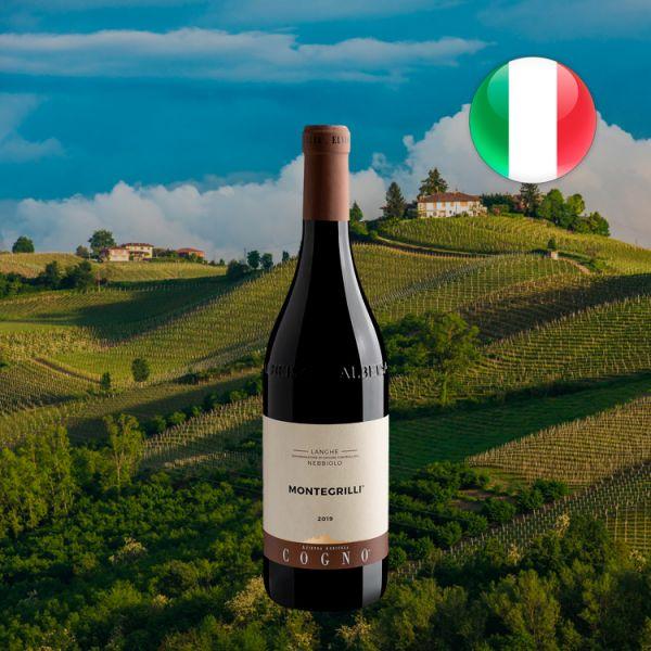 Elvio Cogno Montegrilli Nebbiolo Langhe DOC 2019 - Oferta